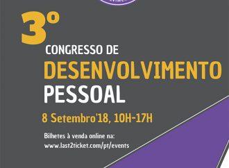 Cineteatro Alba recebe 3º Congresso da Academia Portuguesa de Desenvolvimento Pessoal