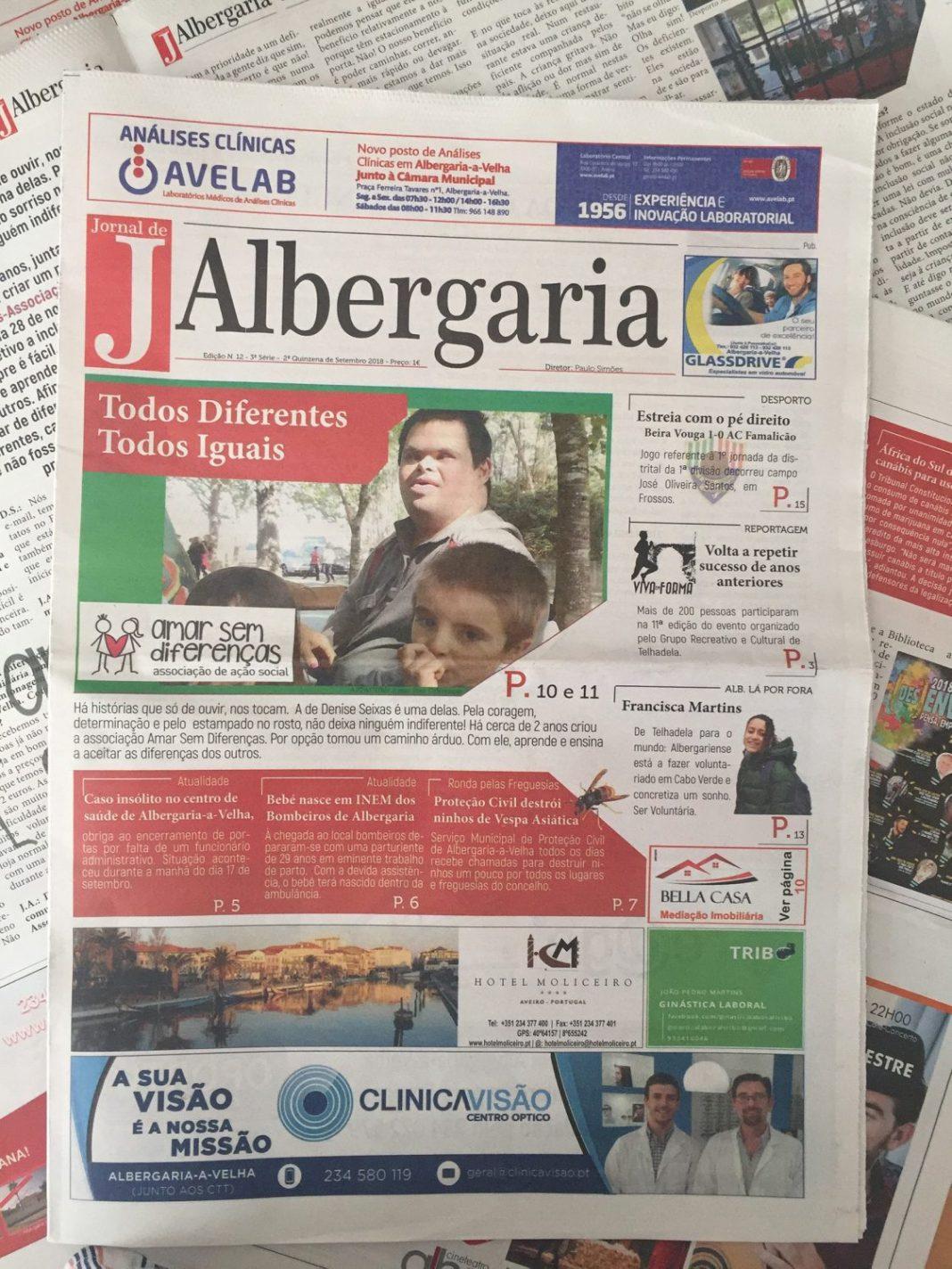 Jornal de Albergaria - Jornalalbergaria Edicao 12