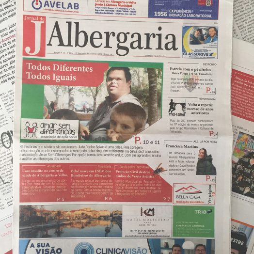 Jornal de Albergaria