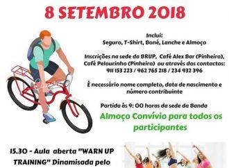 BRUP organiza 10º Passeio de Cicloturismo