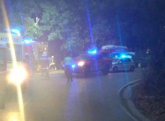 Despiste junto ao Carvoeiro causa 2 feridos graves