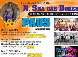 Festa em Honra de N. Sra das Dores