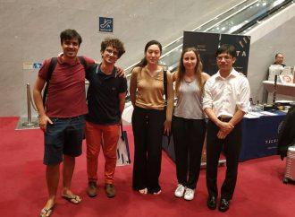 "Albergariense vence 3º prémio do concurso internacional de clarinete ""Jacques Lancelot"""