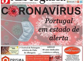 Jornal de Albergaria – Edição 45 Já nas bancas