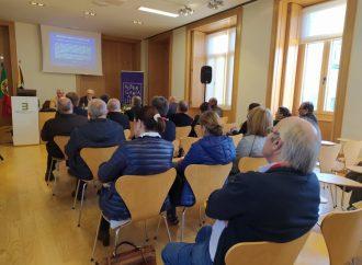 """Conferência discute degradação agrícola e ambiental no """"Baixo Vouga Lagunar"""""""