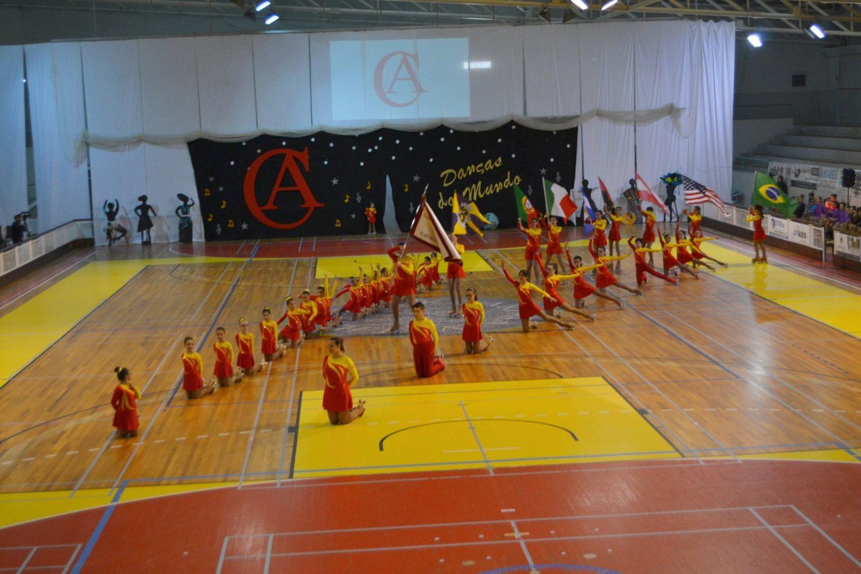 1º Festival de Patinagem artística do Clube de Albergaria