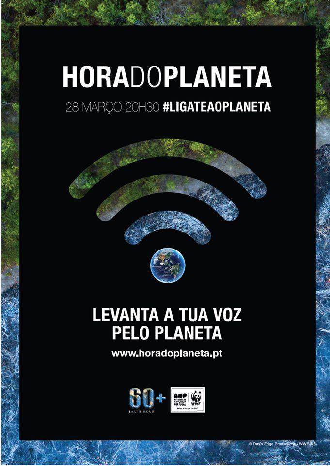 A hora do planeta – em 2020 torna-se digital em todo o mundo