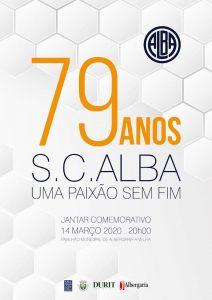 Jornal de Albergaria - Sport Clube Alba Realiza Jantar Para Comemorar 79º Aniversário