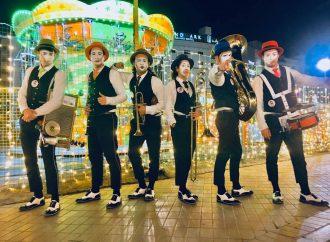 Trabalhar num novo contexto cultural- Mimo´s Dixie Band no Dubai