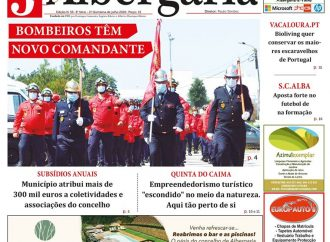 Jornal de Albergaria – Edição 53 Já nas bancas