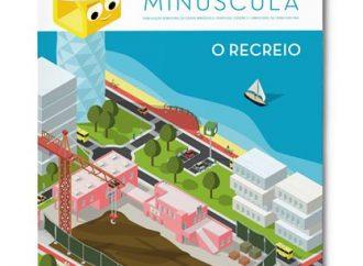 Cidade Minúscula: uma revista que familiariza os mais novos com a arquitetura