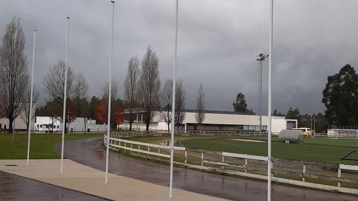 Requalificação da pista de atletismo do Estádio Municipal da Branca a concurso público
