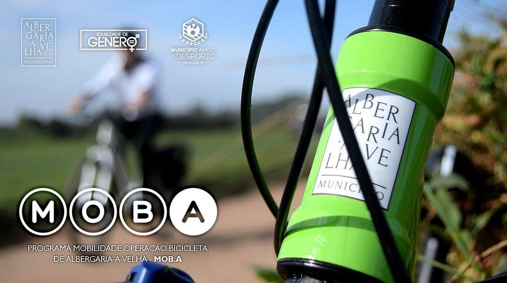 Albergaria incentiva o uso de bicicleta
