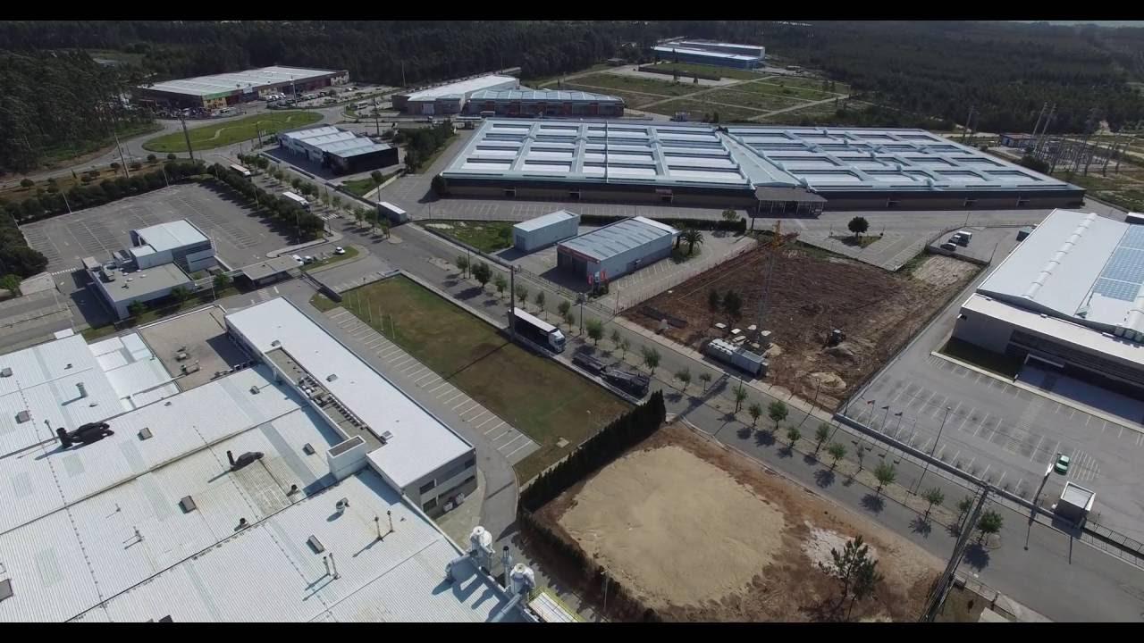 Ampliação da zona industrial em fase de consulta pública