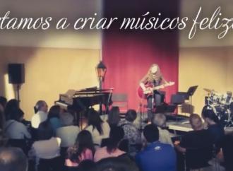 Inscrições abertas para academia de música do Clube de Albergaria