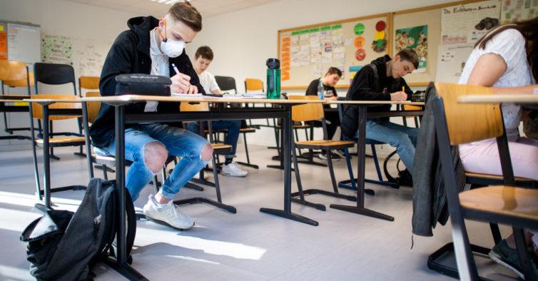 Regresso às aulas: o que muda com a pandemia