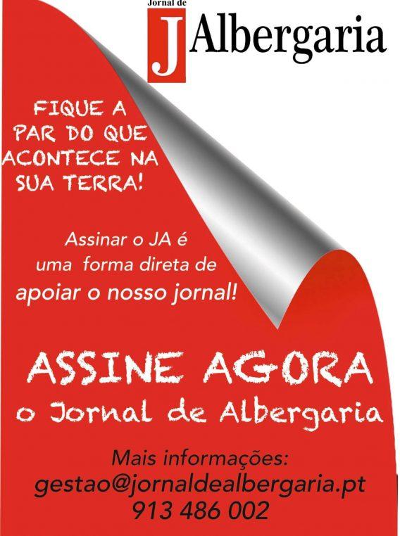 Assine o Jornal de Albergaria