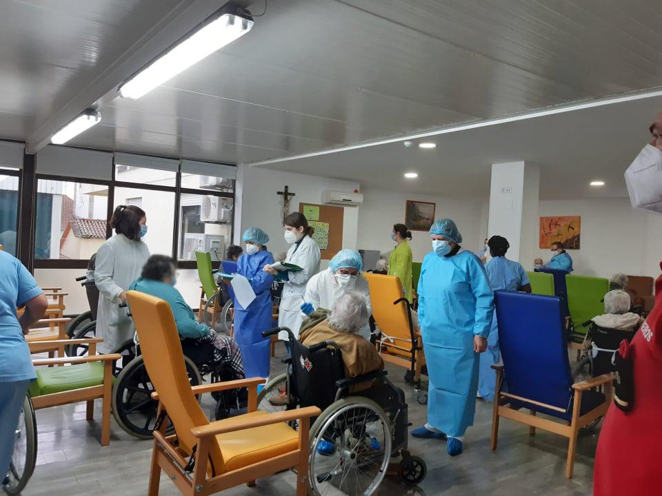 Município e Juntas de Freguesia garantem apoio no processo de vacinação