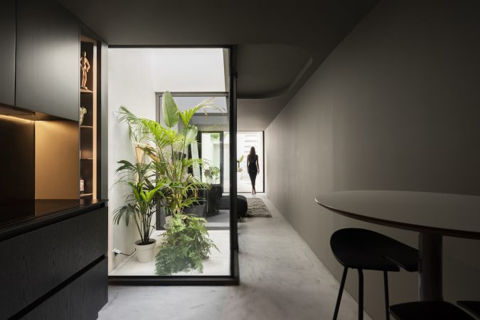 Casa Beira Mar (Aveiro), Atelier De Arquitetura Paulo Martins Arquitecto. Fotografia: Ivo Tavares