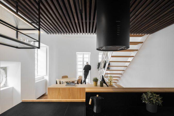 Casa Oleiros, atelier Paulo Martins Arquitecto. Fotografia: Ivo Tavares