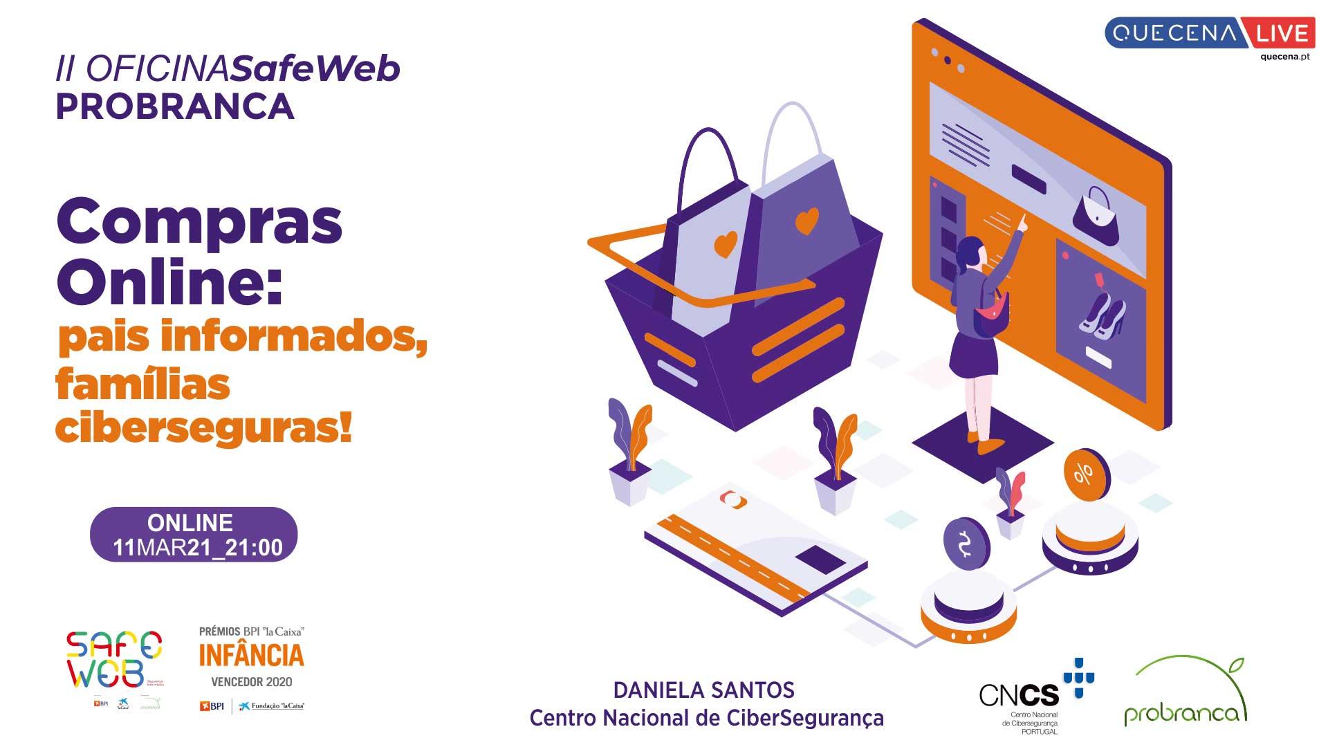 Probranca organiza formação sobre compras online