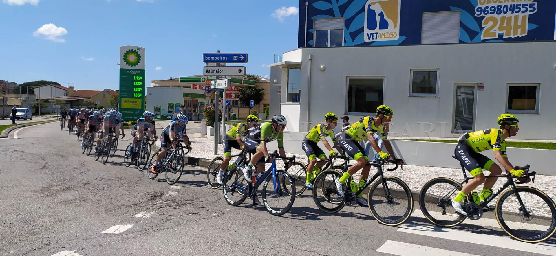 Ciclismo regressou à estrada