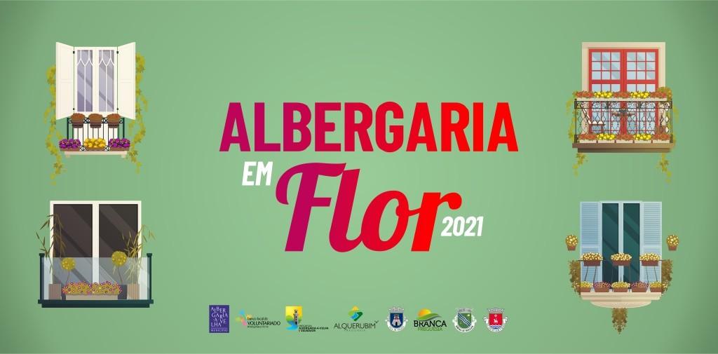 """Inscrições abertas para o """"Albergaria em Flor"""""""