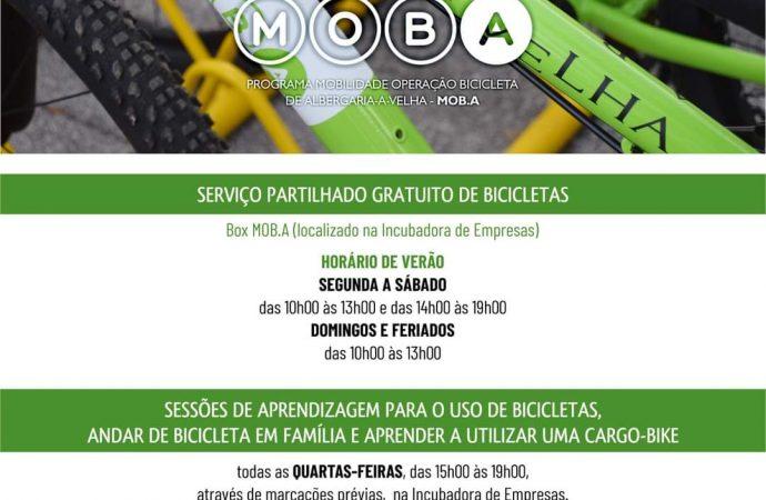 MOB.A reinicia atividades esta segunda-feira