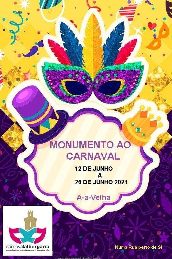 Monumento ao Carnaval vai colorir Albergaria